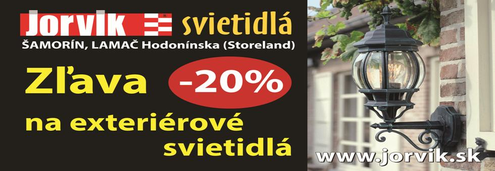 c906732909af Jorvik Svietidlá - Predajne + Eshop